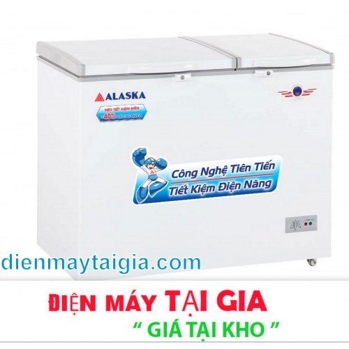 Tủ đông  alaska BCD-5568N