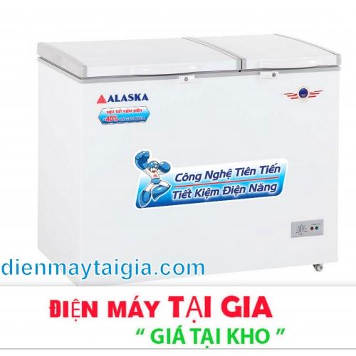 Tủ đông mát alaska BCD-5567N
