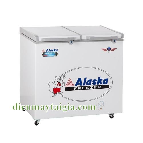 Tủ đông mát Alaska FCA - 3600N