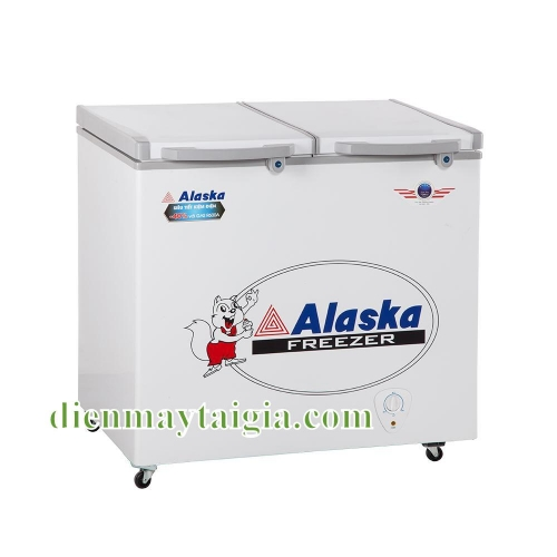 Tủ đông mát Alaska FCA - 4600N